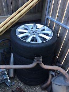 "Honda Accord 17"" wheels Redbank Plains Ipswich City Preview"