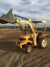 25 HP East Wind diesel 4X4 tractor plus accessories Parkes Parkes Area Preview