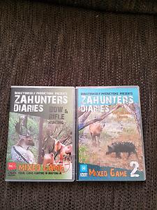 Hunting dvds Prospect Vale Meander Valley Preview
