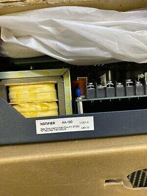 Notifier Aa-100 Fire Alarm Control Panel Amplifier Board