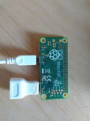 Usado, Raspberry Pi Zero v1.2 plus adaptors comprar usado  Enviando para Brazil
