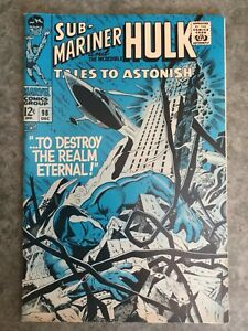 Tales To Astonish Silver Age Comic VF