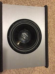 10inch powered subwoofer