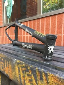 BRAND NEW Hutch Shooter 100% Full Chromoly BMX Frame