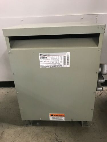 General Electric Transformer KVA45 #9T23B3873