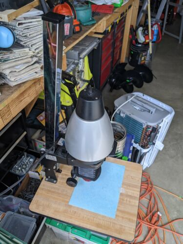 Bogen Photo Corp 22a Special Precision Photo Enlarger