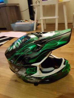 Shoei Motorcross helmet brand new