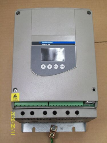 Telemecanique ATS48D38YU Altistart 48 30HP