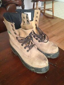 Ladies Size 7.5 Terra Safety Work Boots