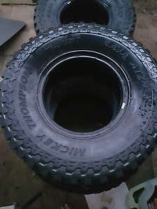 2  brand new mickey thompson 33 and a 35 Wanneroo Wanneroo Area Preview