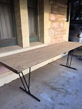 TRESTLE TABLE  2.42 metres long $240 Royston Park Norwood Area Preview