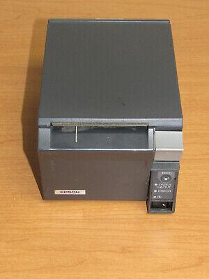 Epson Tm-t70 M225a Thermal Receipt Printer W Usb Plus Power Interface