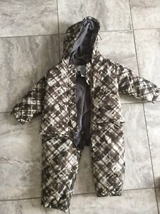 18 month snowsuit