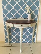 Classic French Provincial style hall/ entrance table. Cashmere Pine Rivers Area Preview