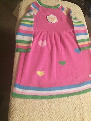 The Children's Place Thick Sweater Dress Toddler Girls Size 3T