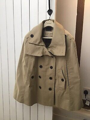 burberry brit trench coat - Poncho / Cape