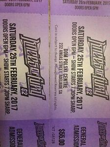2x Knees of Fury 62 tickets Adelaide CBD Adelaide City Preview