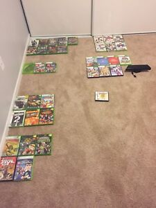 37 Xbox Original & Xbox 360 Games, Xbox 360 Kinect & More!