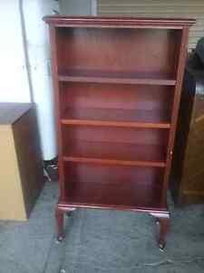 Vintage  queen anne decorative  bookcase  $120 Cessnock Cessnock Area Preview