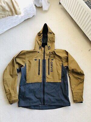 Orvis Pro Wading Jacket Sz Medium RRP £350 WORN TWICE