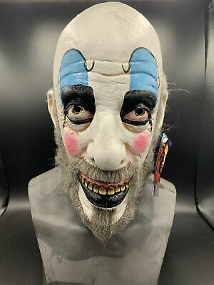 HOUSE OF 1, 000 CORPSE'S - CAPTAIN SPAULDING FACE MASK