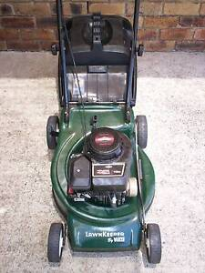 BRIGGS STRATTON 4 STROKE VICTA,SERVICED LAWN MOWER.CATCHER! Runcorn Brisbane South West Preview