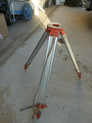 Chicago Steel Tape Surveying Tripod Aluminum