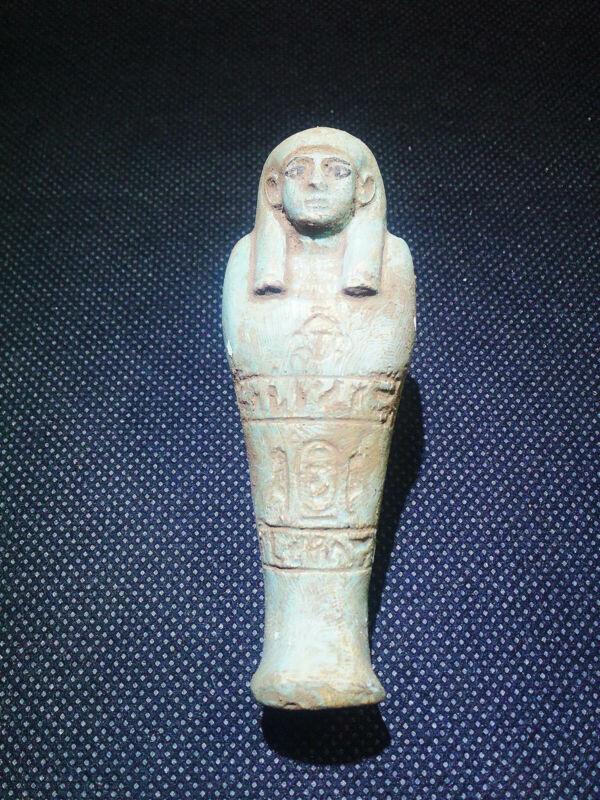 EGYPTIAN ANTIQUE ANTIQUITIES Ushabti Shawabti Shabti Shabty 1570-1095 BC