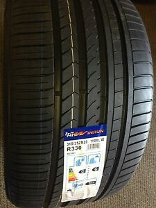 "Summer tires BMW X5 x6 20""brand new"