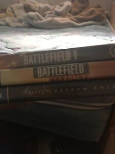PS4 game for sale 80$ for all