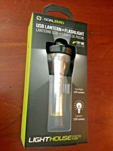 Goal Zero USB LIGHTHOUSE Micro USB Rechargeable Lantern ( Flashlight ) GZ32005