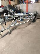 galvinized boat trailer Bayswater Knox Area Preview