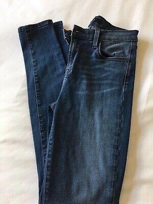 Blue J Brand Ladies Jeans 25 Waist