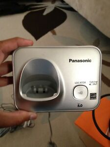 Brand new set of Home Phone station. Panasonic