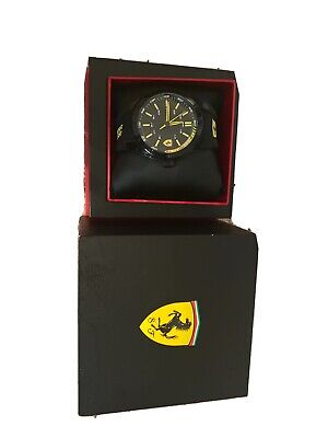 Mens Ferrari Watch