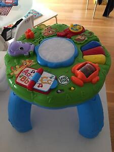 Leap Frog Musical Activity table Cherrybrook Hornsby Area Preview