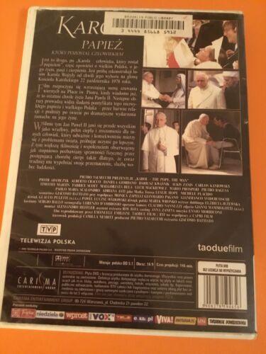 Karol Papiez DVD Poland Ex-library Region 2 - $19.99