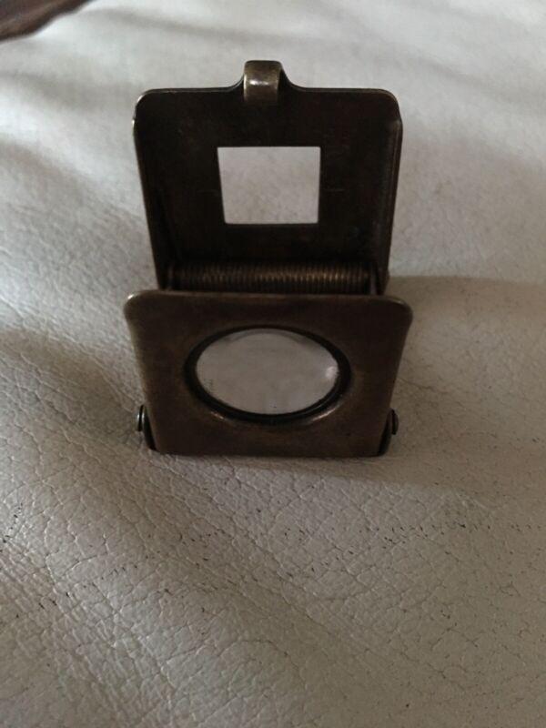 Jewelry Eye Loupe Brass West Germany