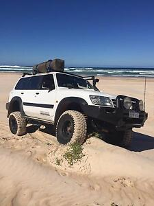 2003 4.2TD Nissan Patrol Wagon Perth Region Preview