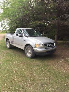 1999 Ford F-150 Flareside