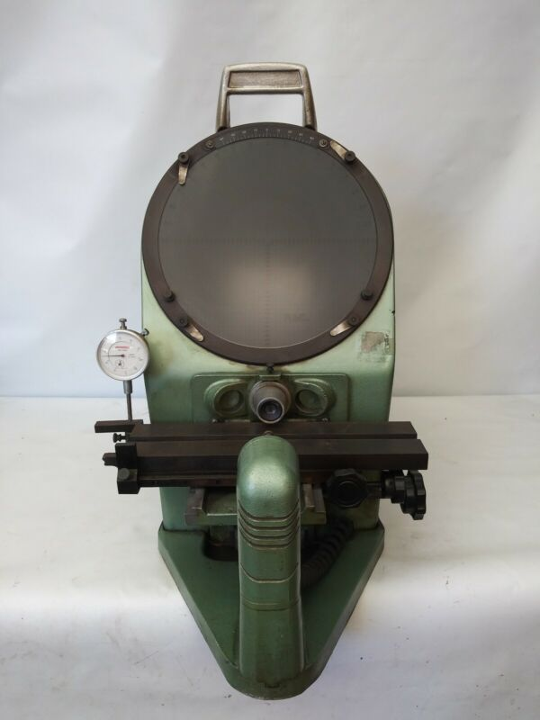 Apex Optical Comparator Model 1000-A-20X