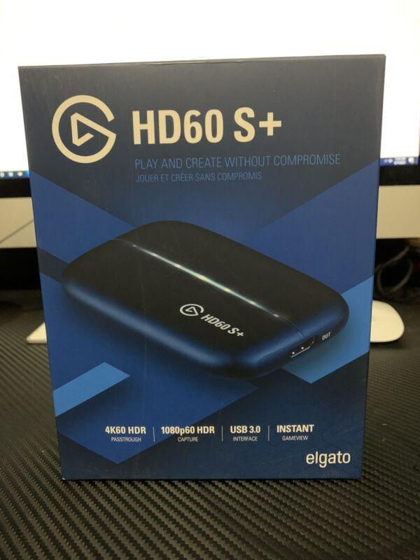 Elgato HD60S+ External Capture Card