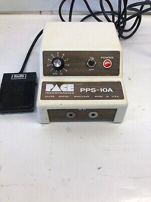 Pace Pps 10a Solder Unit