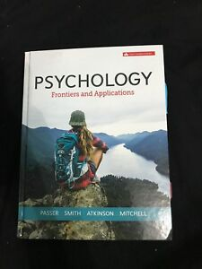 Psychology: Frontiers and Applications 6th ed.