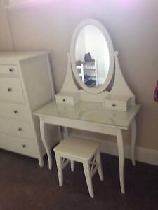 IKEA Hemnes Dressing table Toorak Gardens Burnside Area Preview