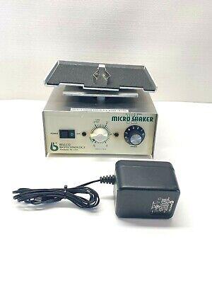 Bellco Biotechnology Micro-orbital Shaker 12v-115v Sku 7745-10115 With Warranty