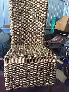 Wicker chairs x 2 Bridgewater Adelaide Hills Preview