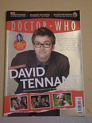Doctor Who Magazine #375