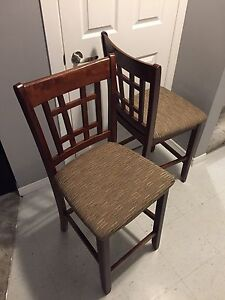 GREAT CONDITION BAR STOOLS!