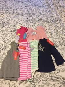 12-18 and 18-24 month clothing, new with tags